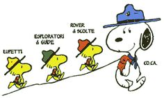Camp clipart snoopy. Beagle scout beaglescout pinterest