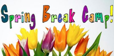 Break page clipartaz free. Camp clipart spring