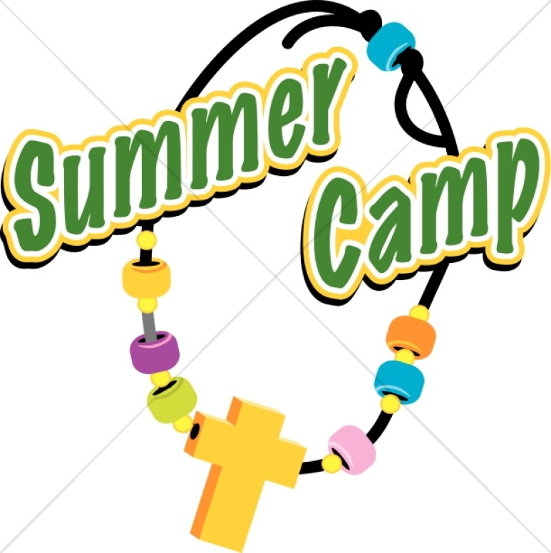Bag clipart camp. Summer cross christian youth