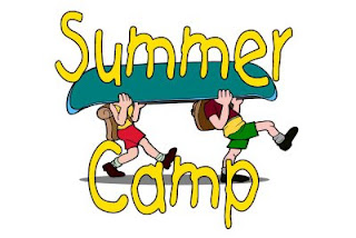 . Camp clipart youth camp