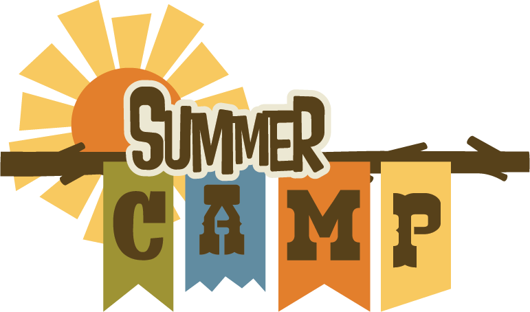 Camps summer. Camp clipart youth camp