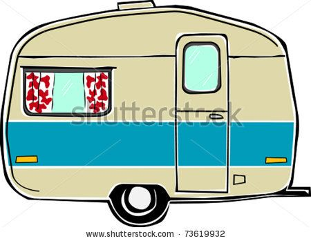 Camper clipart animated.  best doodles sketches