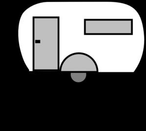 Camper clipart camper airstream. Clip art at clker