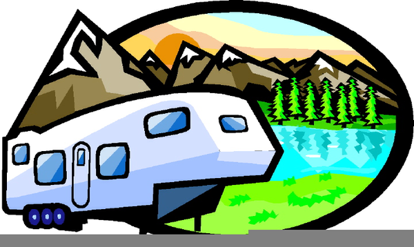 Camper clipart cartoon. Th wheel free images