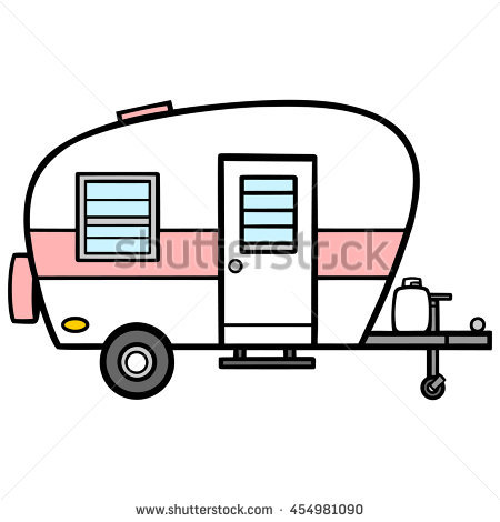 Rv free download best. Camper clipart cartoon