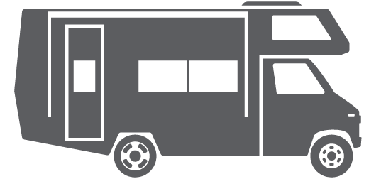 Camper clipart class c. Rv mackin street customs
