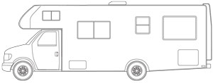 Book Of Motorhome Clipart Black And White In Ireland By Sophia
