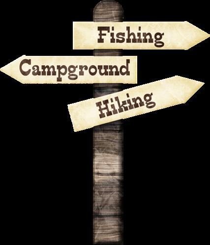 Camper clipart fishing. Jss happycamper trailhead png