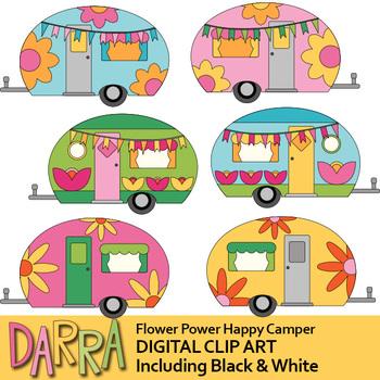 Clip art . Camper clipart happy camper