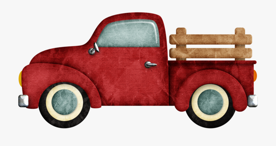 Camper clipart old fashioned. Rv svg red truck