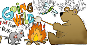 Camper clipart outdoor activity. Free adventure cliparts download