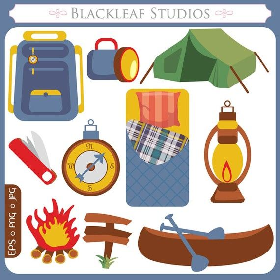 Camper clipart outdoor adventure. Campers paradise original outdoors