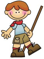 Free female cliparts download. Camper clipart person