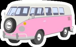 Free cliparts download clip. Camper clipart pink