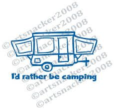 Image result for camping. Camper clipart popup camper