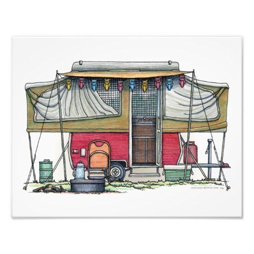Camper clipart popup camper. Image result for camping