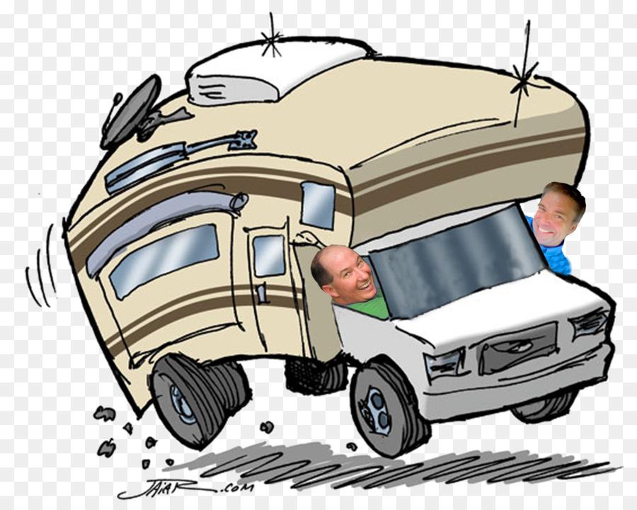 Camper clipart trailer park. Campervans caravan truck camp