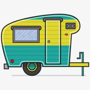 Camper clipart transparent background. Png cliparts cartoons free