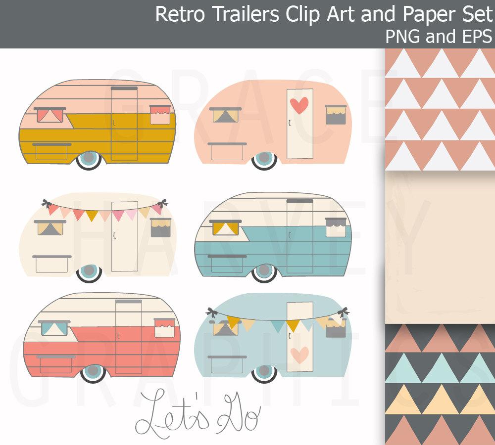 Clip art cliparts suggest. Camper clipart vector