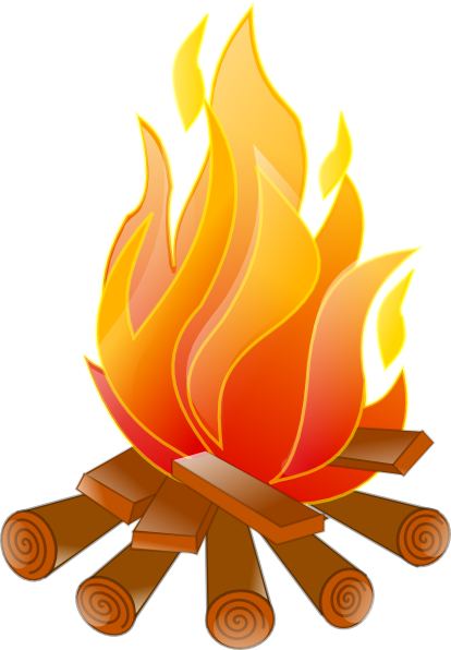 Campfire clip art no. Clipart fire