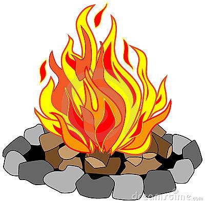 Campfire clipart animated. Portal