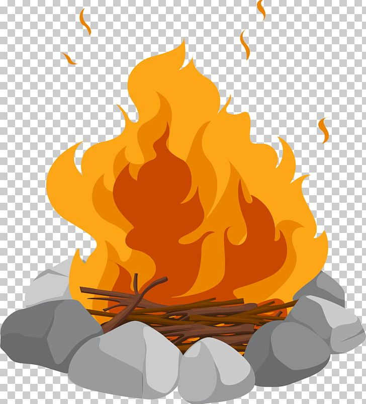 Campfire clipart animated. Cartoon bonfire png animation