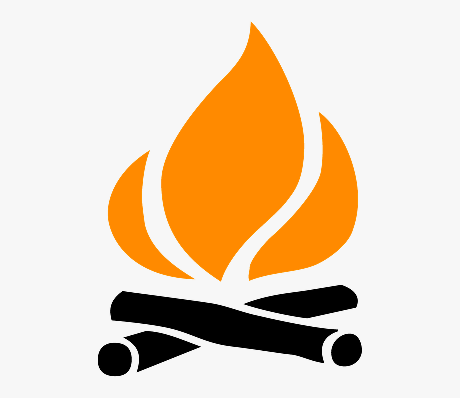 Png free download transparent. Campfire clipart camfire