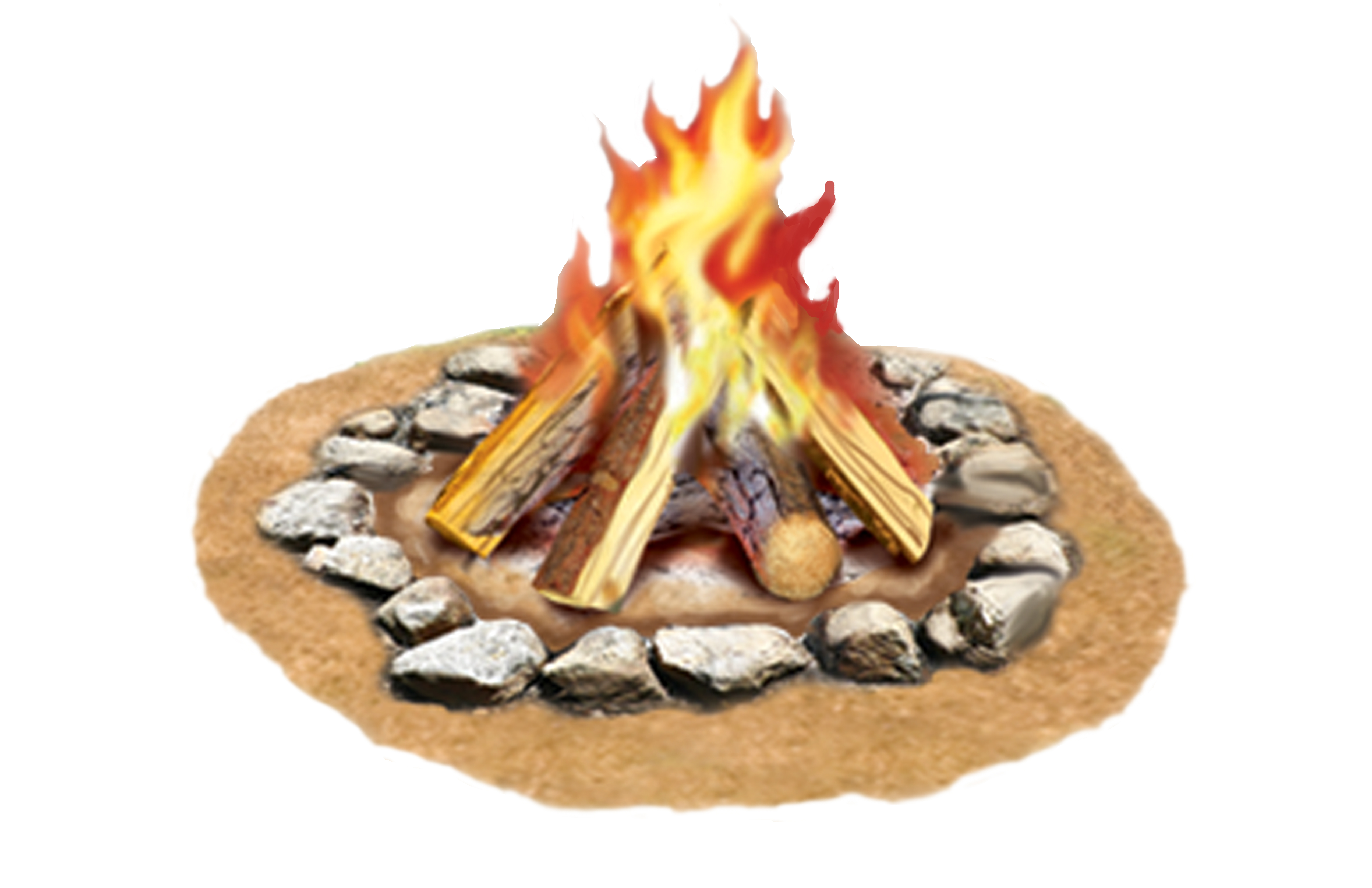 Campfire clipart camp fire.  clip art clipartlook