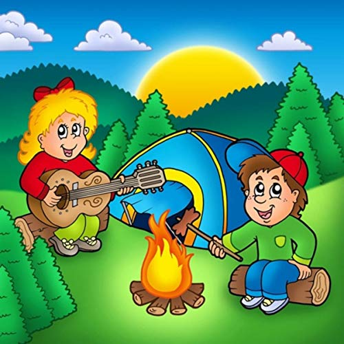 Campfire clipart children's. Sing along songs by