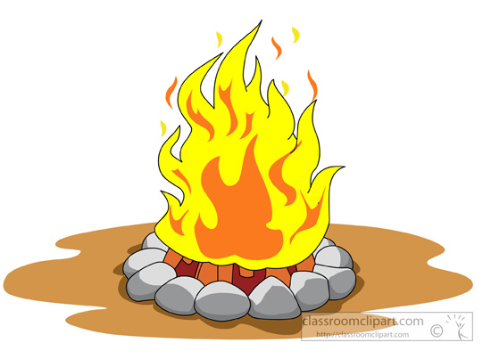 Campfire clipart clip art. Free camping pictures graphics