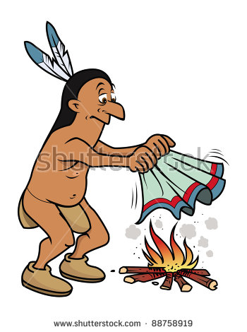 Smoke signal pencil and. Campfire clipart clip art