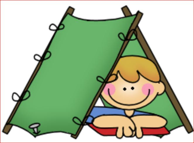 Cub scout pack boyscoutcampingclipart. Camper clipart person