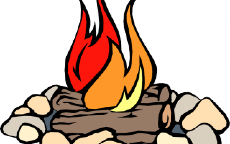 Home news announcements otisfield. Campfire clipart dance