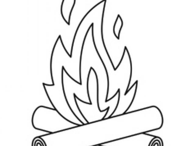 Campfire clipart easy. Free drawn download clip