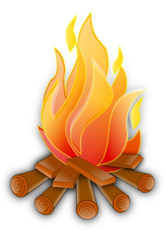 campfire clipart emoji #38614893