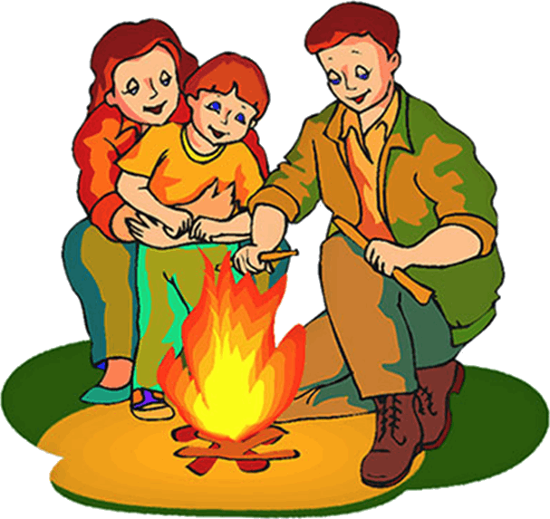 Nso science olympiad sof. Campfire clipart family