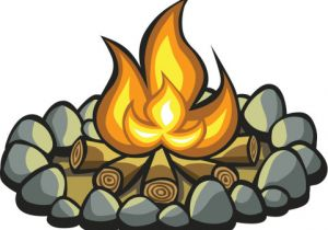 fresh inspirational download. Campfire clipart fire pit