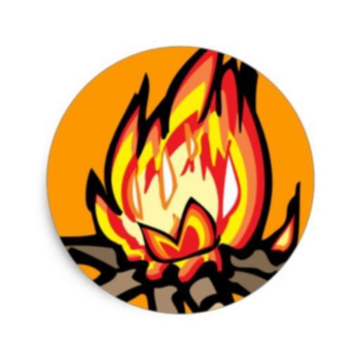 Free clip art images. Campfire clipart fire pit
