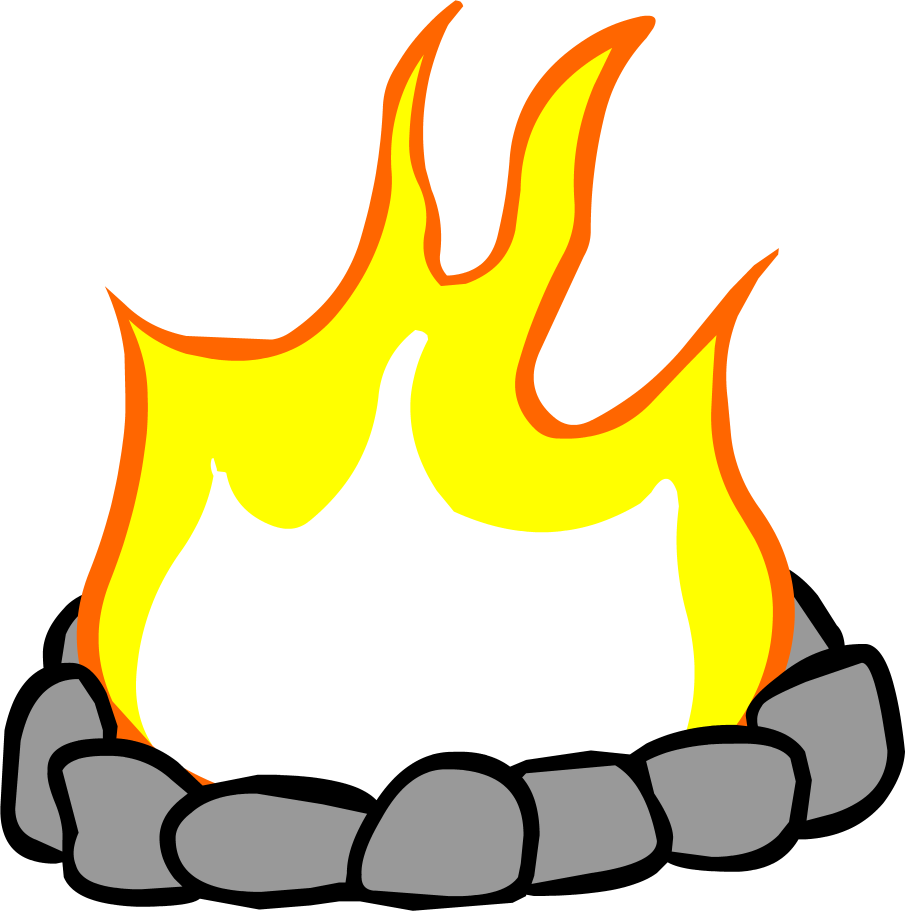 Image png club penguin. Clipart fire fire pit