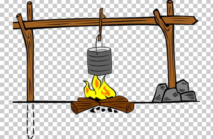 Campfire clipart outdoor. Camping food s more