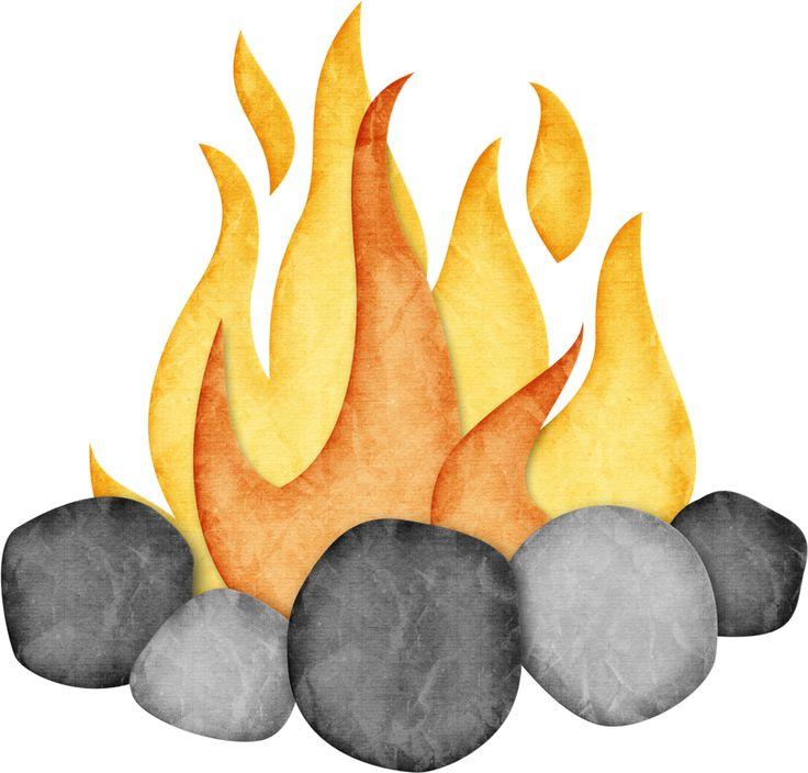 Campfire clipart simple.  best clip art