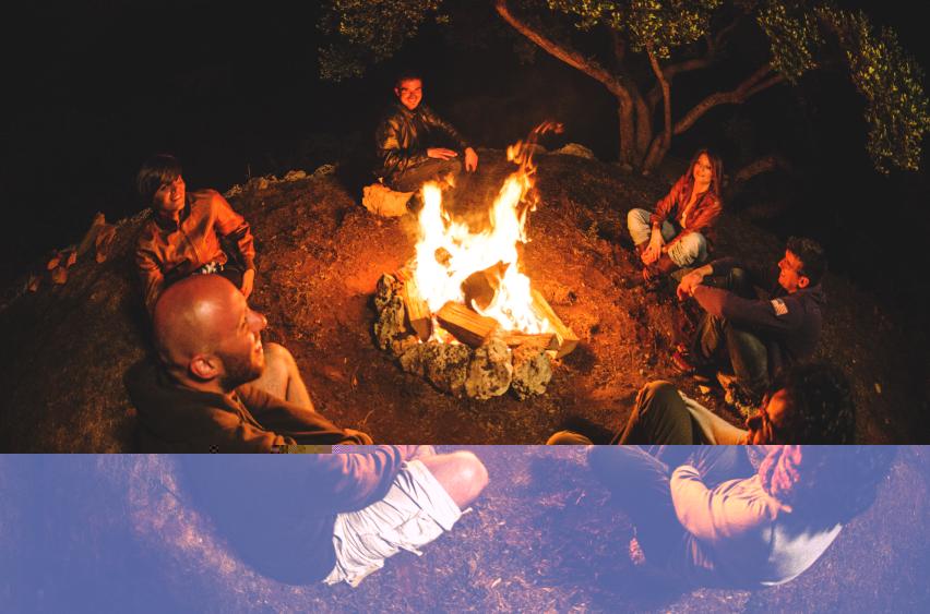 Campfire clipart storytelling. Esl seminar jacob storytellingcampfirejpg