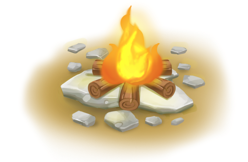 Png mart. Campfire clipart transparent background