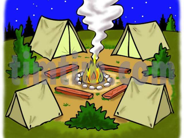 Camping clipart campground. Free campsite download clip