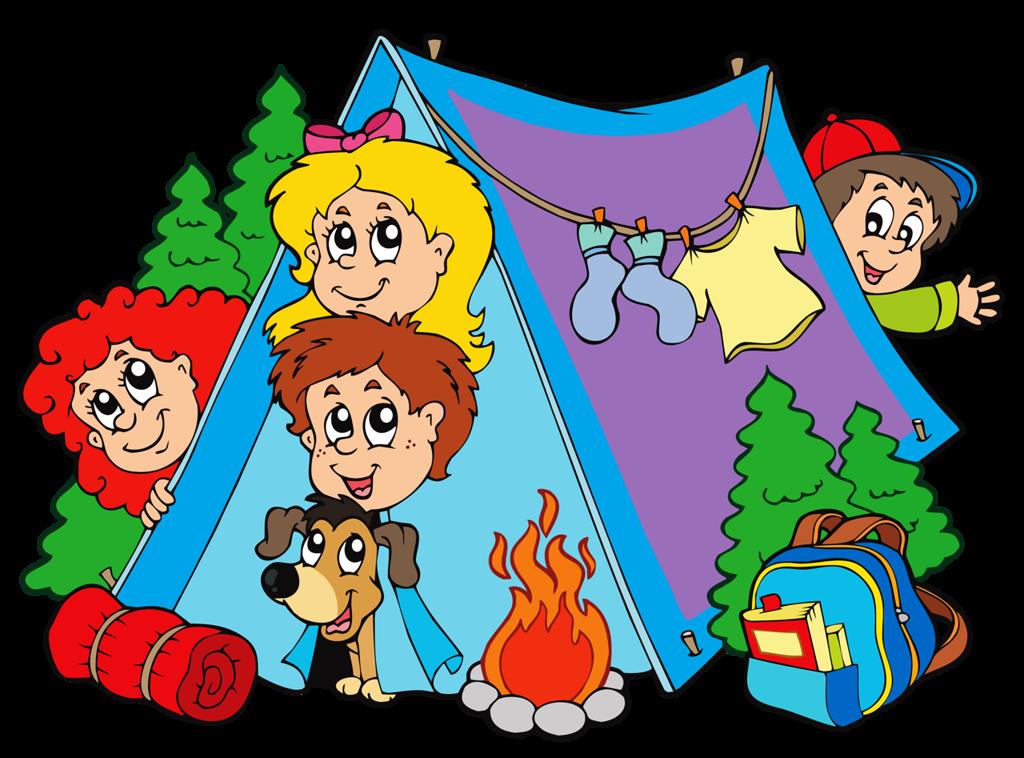Camping clipart camping holiday. Summer camp png drawings