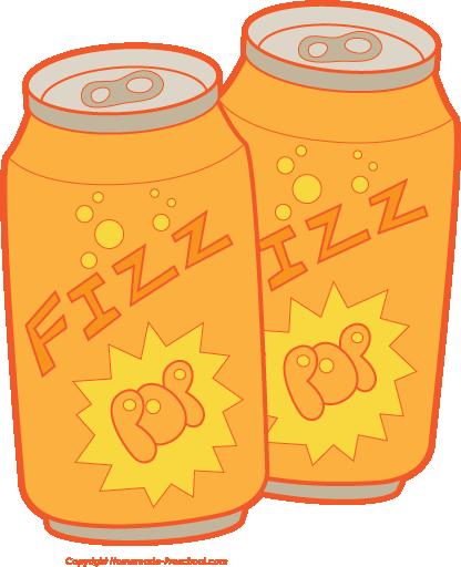 Can clipart pop. Soda cans clip art