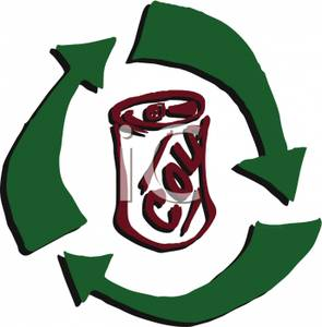 Recycle . Can clipart pop
