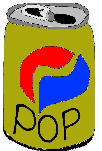 Can . Pop clipart