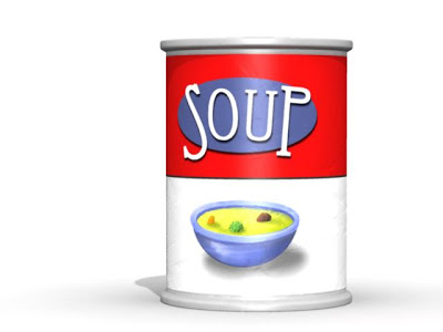 Can clipart soup. Blueridge wallpapers