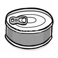 Stock vectors me. Can clipart tin